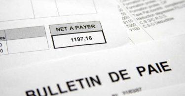 calcul salaire net